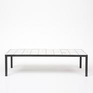 image Georges Jouve - White Ceramic Coffee Table / SOLD