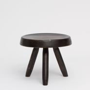 image Charlotte Perriand - Black Low Stool / SOLD