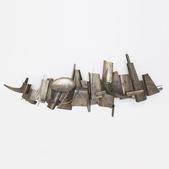 image Albert Feraud - Sculptural Wall Lamp / SOLD
