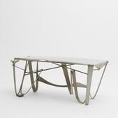 image Albert Feraud - Coffee table