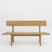 image French 1950 - Wood bench