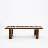 image Jacques Adnet - Bench / SOLD