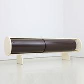 image Jean Louis Chaneac - Unique tubular sideboard