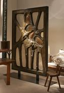 image Sido & Francois Thevenin - Sculptural screen
