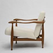 image Guillerme & Chambron - Single Armchair