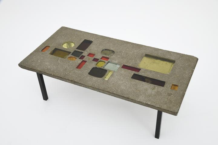 Jacques Avoinet Coffee Table