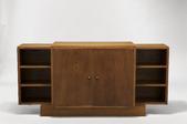 image Jacques Émile Ruhlmann - Student Oak Cabinet