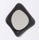image Marcel Asselbur - Ceramic mirror / SOLD