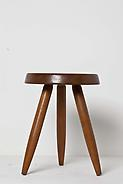 image Charlotte Perriand - Three Legs Stool