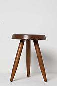 image Charlotte Perriand - Three Legs Stool / SOLD
