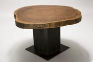 image Alain Douillard – Wooden Dining Table / SOLD
