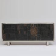 image Pia Manu - Ceramic 4-panels sideboard / SOLD