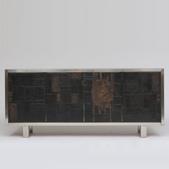 image Pia Manu - Ceramic 4-panels sideboard / SOLD