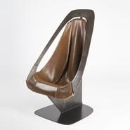 image Alain Douillard – Leather Chair