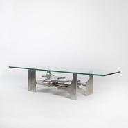 image Gérard Mannoni - Sculptural Coffee Table