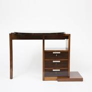 image André Sornay - Extendable Circular Desk