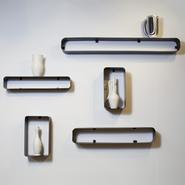 image Alain Douillard - Set of 5 shelves