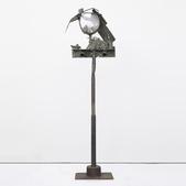 image Sylvain Contini - Metal floor lamp