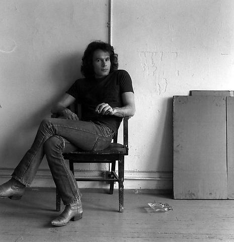 Brice Marden, 1976