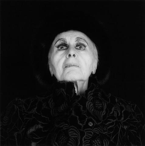 Louise Nevelson, 1986
