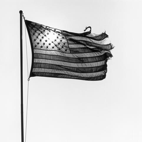 <i>American Flag</i>, 1977