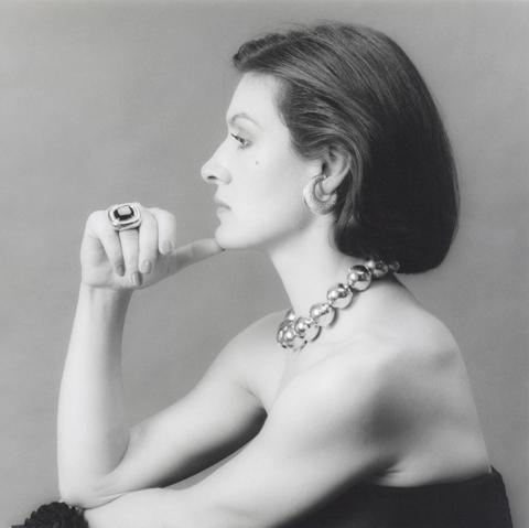 <i>Paloma Picasso<i/>, 1980
