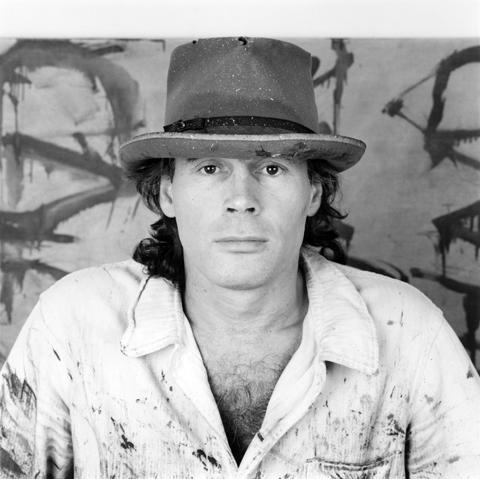 <i>Brice Marden</i>, 1986