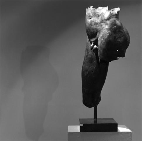 Bronze Sculpture, 1978