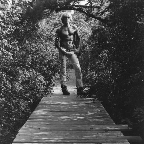 Peter Berlin, 1977