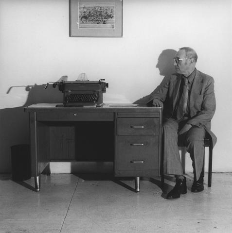 <i>William Burroughs</i>, 1979