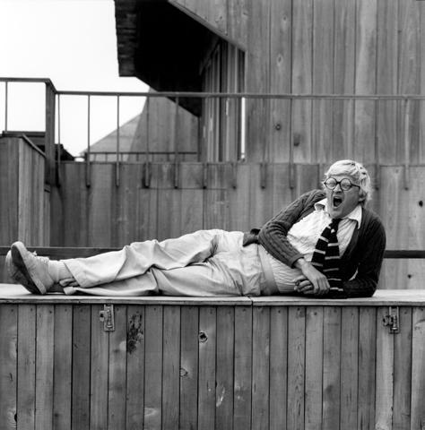 <i>David Hockney</i>, 1976