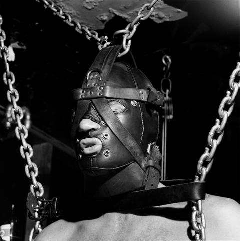 &lt;i&gt;Leather Mask&lt;/i&gt;, 1980