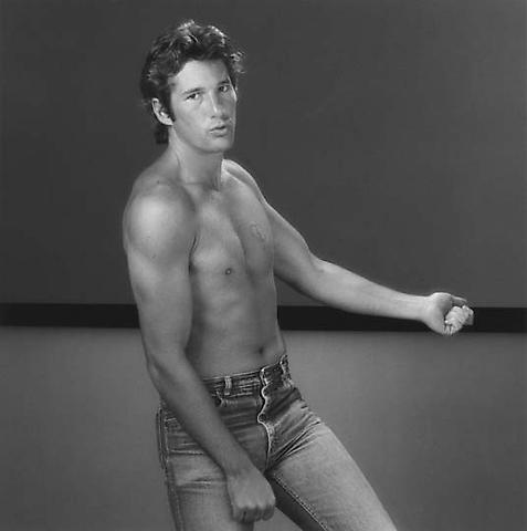 <i>Richard Gere</i>, 1982