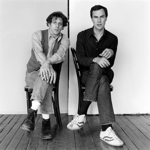 <i>Philip Glass and Robert Wilson<i/>, 1976