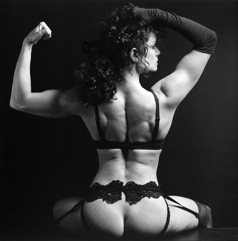 Lisa Lyon, 1981