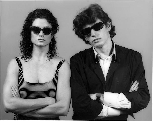 <i>Lisa Lyon and Robert Mapplethorpe<i>, 1982