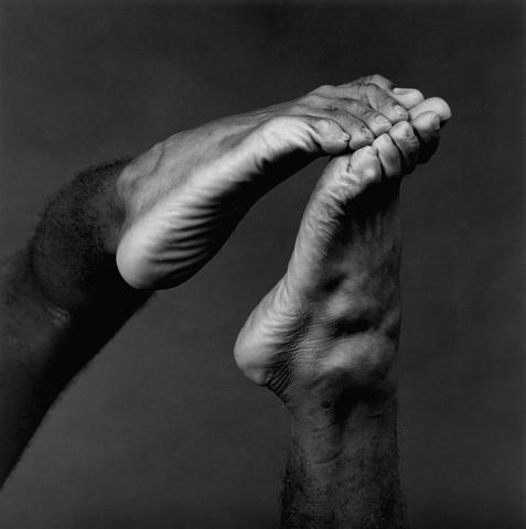 <i>Feet (Marty Gibson)</i>, 1982