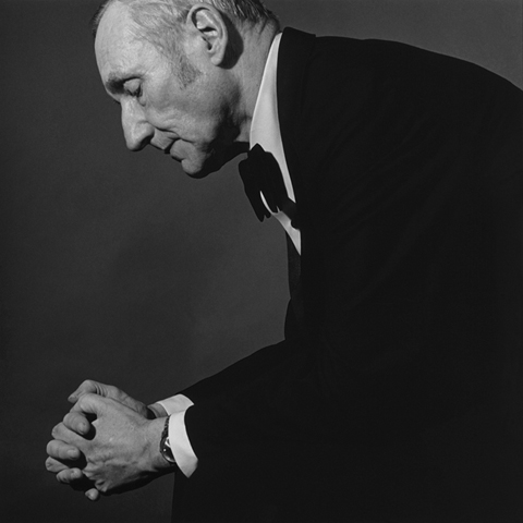 <i>William Burroughs</i>, 1980