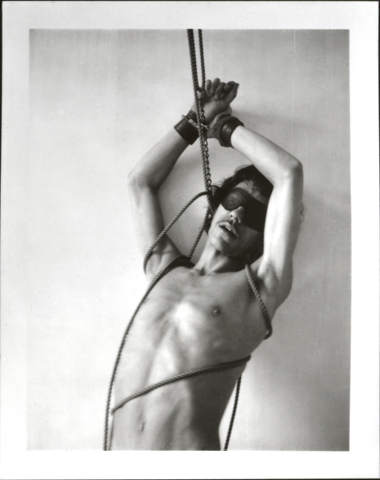 &lt;i&gt;Untitled (Bondage)&lt;/i&gt;, 1974