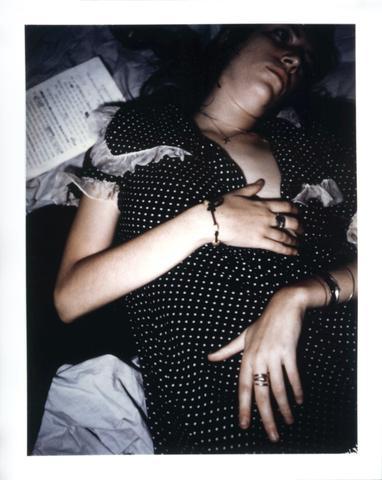 Patti Smith, c. 1971