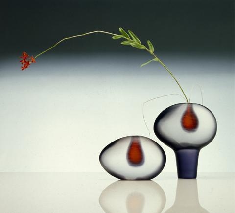 &lt;i&gt;Two Vases and Flower&lt;/i&gt;, 1985