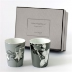 Ligne Blanche Porcelain Limoges Candles
