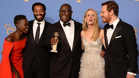 Steve McQueen's 12 Years a Slave Wins Best Film at 2014 Golden Globes