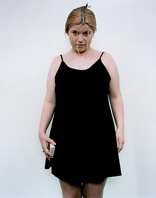 RINEKE DIJKSTRA <b>The Buzzclub, Liverpool, England / Mysteryworld, Zaandam, Netherlands</b>, 1996-97 Image