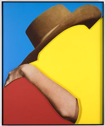 <b>Arms & Legs (Specif. Elbows & Knees), etc.: Arm with Cowboy Hat</b>, 2007 Image