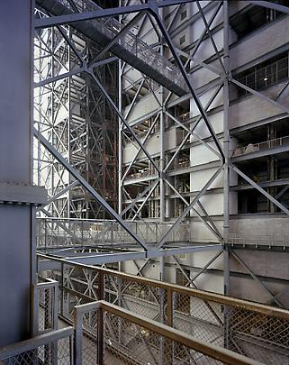 <b>Vehicle Assembly Building Kennedy Space Center, Cape Canaveral</b>, 2008 Image