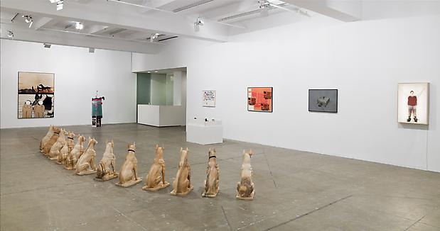 Installation view Image