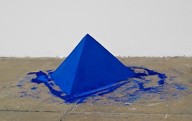 LOTHAR BAUMGARTEN <b>Tetrahedron</b>, 1968 Image