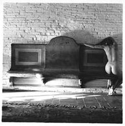 <i>November has been a slightly uncomfortable boroque, Anatella (I.166)</i>, 1977-78 Image