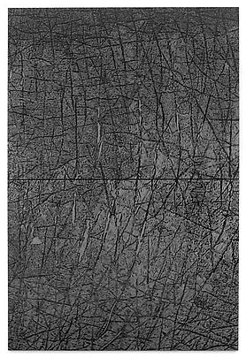 <b>Pelle di grafite – Riflesso di Adularia</b>, 2007 Image